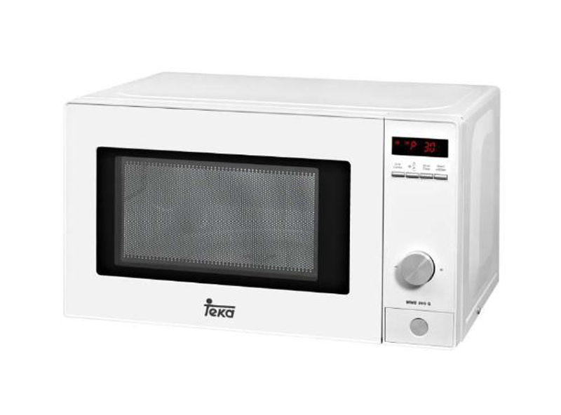 Cuptor microunde MWE 200G White TEKA - Poza 2