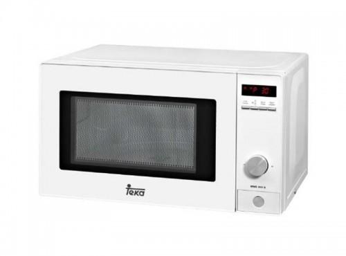 Prezentare produs Cuptor microunde MWE 200G White TEKA - Poza 2