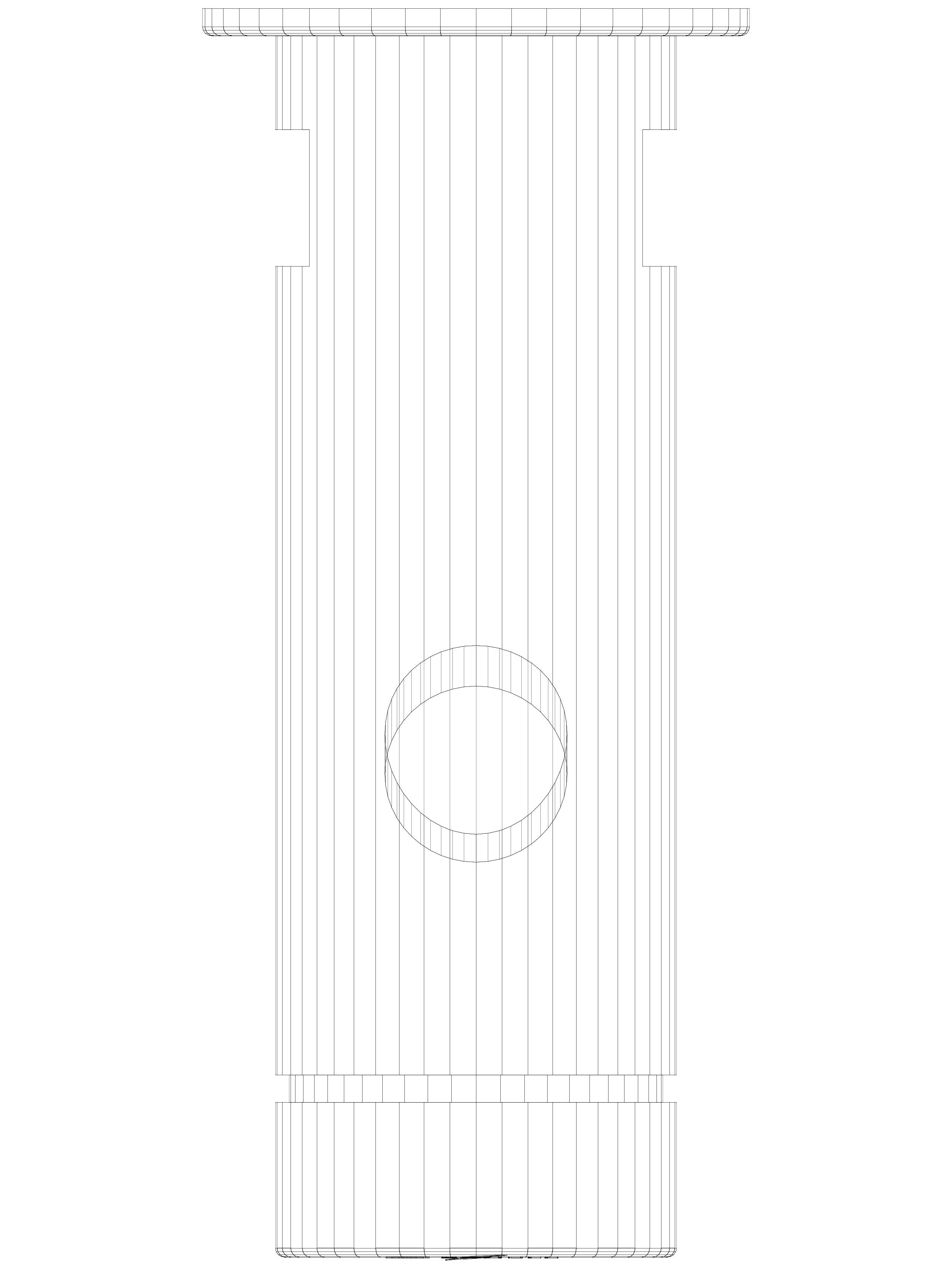 Pagina 1 - CAD-DWG Baterie cu montaj in perete pentru lavoar SCHELL LINUS W-SC-V 02 136 06 99 SCHELL...