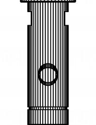 Baterie cu montaj in perete pentru lavoar SCHELL LINUS W-SC-V 02 136 06 99
