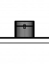 Baterie cu montare in perete pentru dus SCHELL LINUS D-SC-T 01 809 06 99