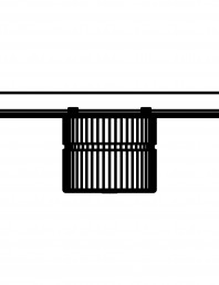 Baterie cu montare in perete pentru dus SCHELL LINUS D-SC-V 01 832 06 99