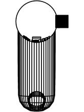 Baterie cu senzor electronic pentru lavoar SCHELL