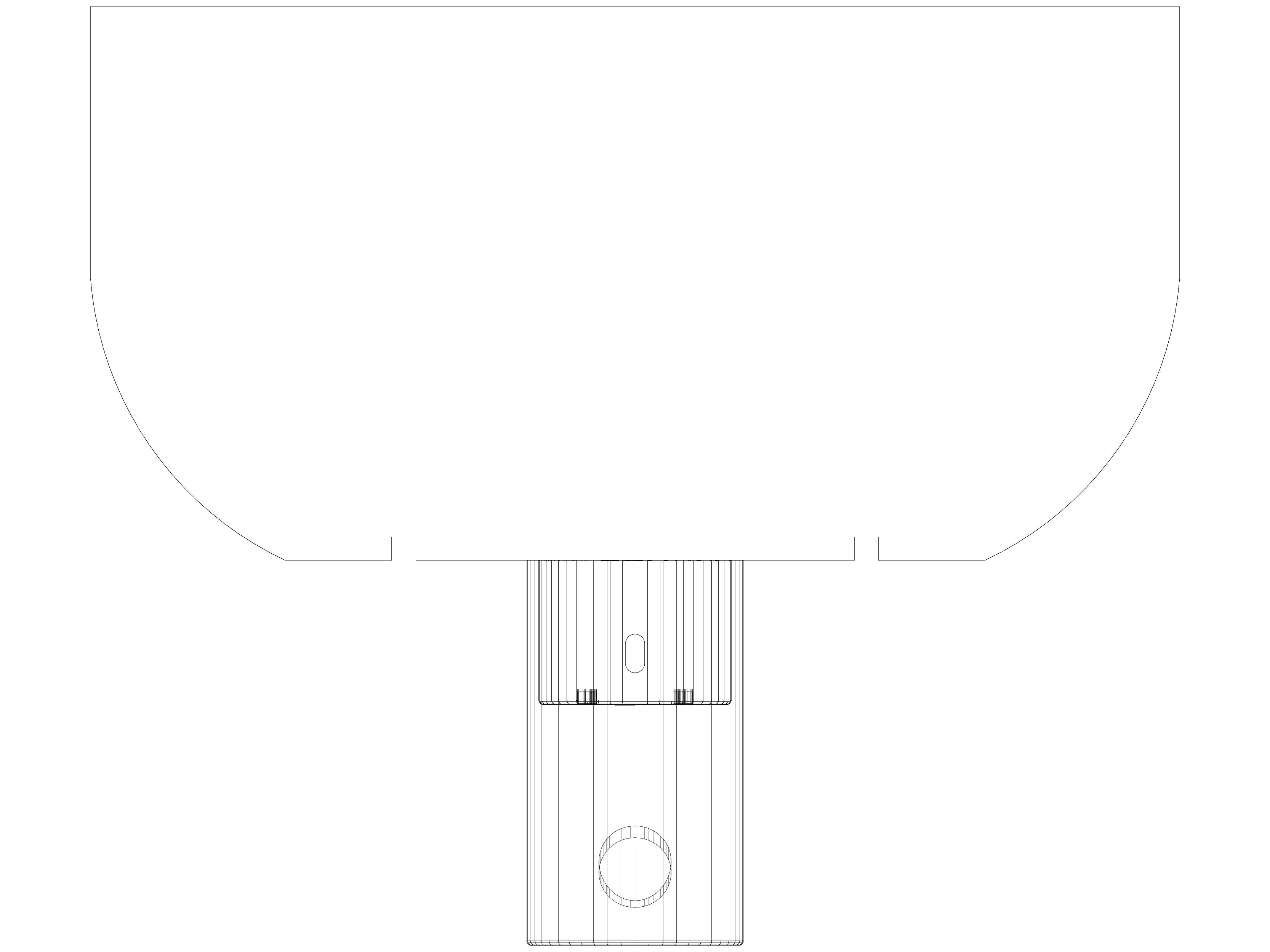 Pagina 1 - CAD-DWG Panou dus de perete SCHELL LINUS DP-SC 00 802 08 99 SCHELL Detaliu de produs