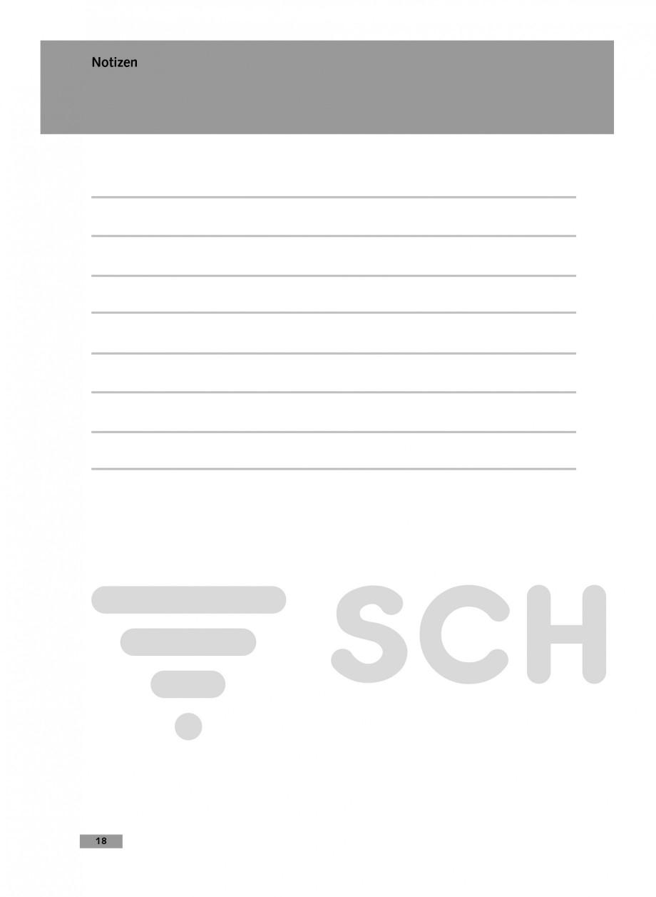 Pagina 18 - Baterie cu temporizare pentru lavoar SCHELL Instructiuni montaj, utilizare Engleza,...