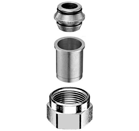 Racorduri pentru radiatoare - accesorii SCHELL - Poza 1