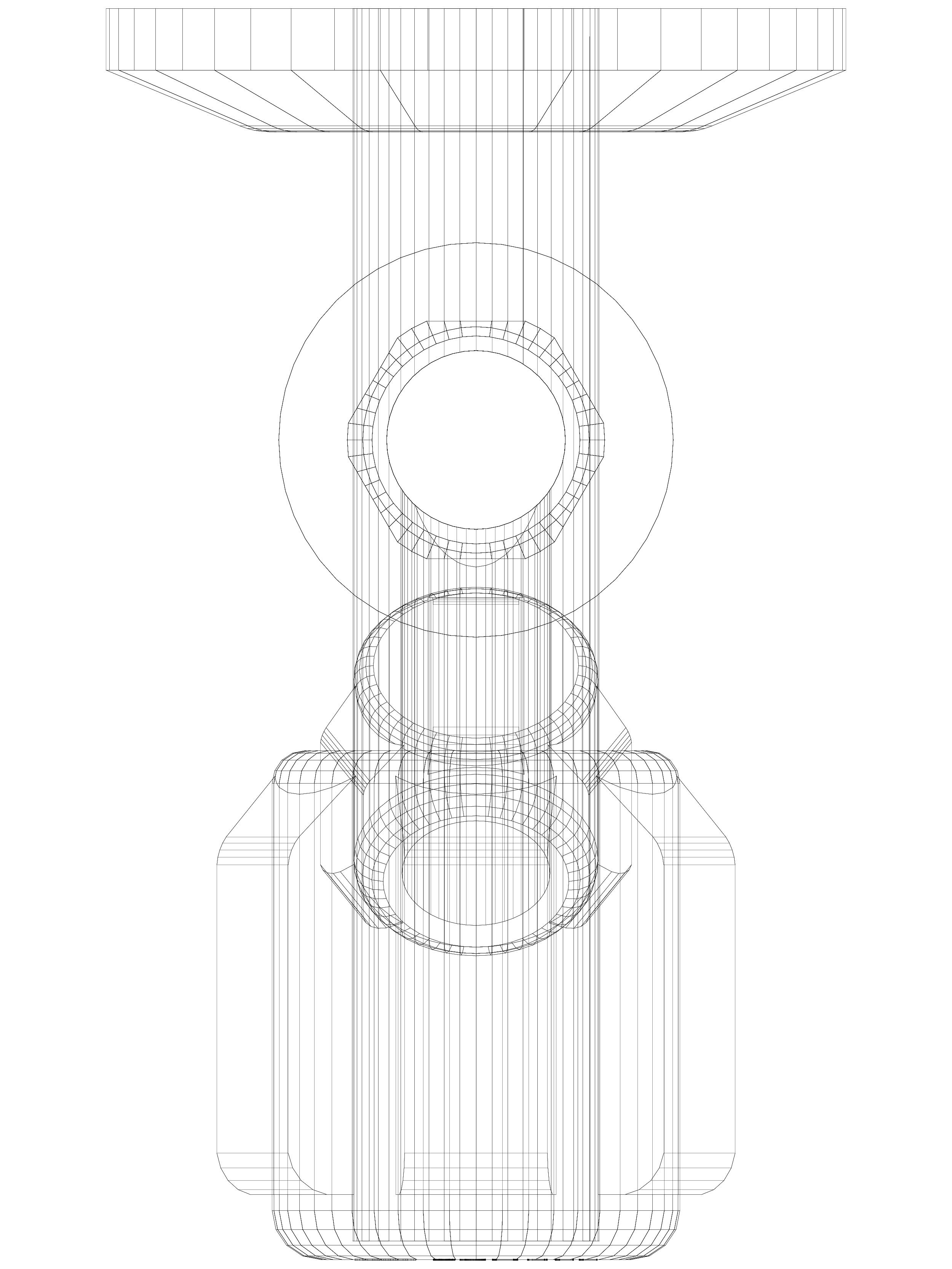 Pagina 1 - CAD-DWG Robinet coltar combinat COMFORT SCHELL Detaliu de produs Robinete de colt,...