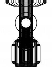 Robinet coltar combinat COMFORT cu filtru