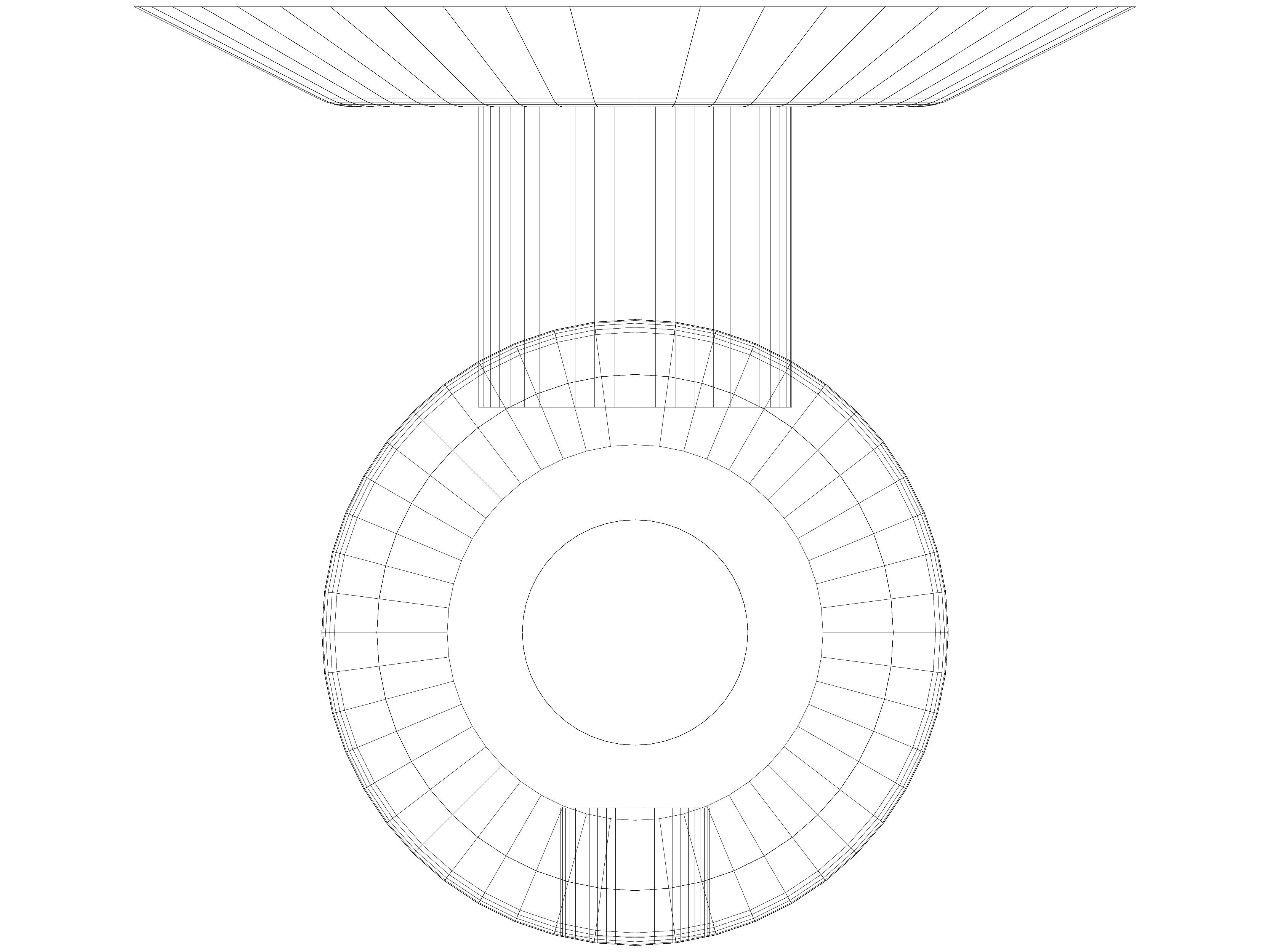 Pagina 1 - CAD-DWG Robinet pentru spalare pisoar cu senzor infrarosu TRONIC SCHELL Detaliu de produs...