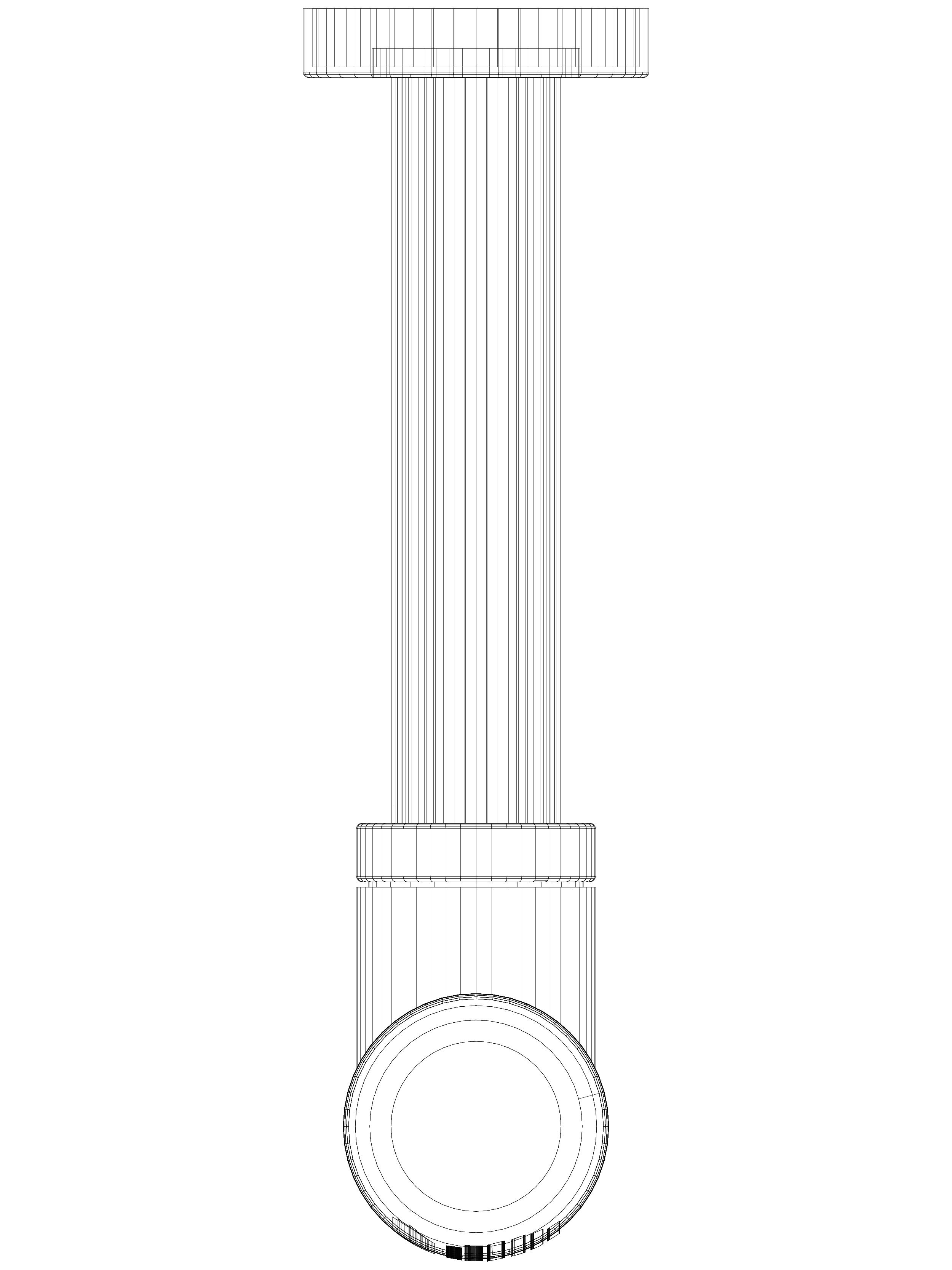Pagina 1 - CAD-DWG Sifon design SCHELL EDITION 01 429 06 99 SCHELL Detaliu de produs Sifon Edition