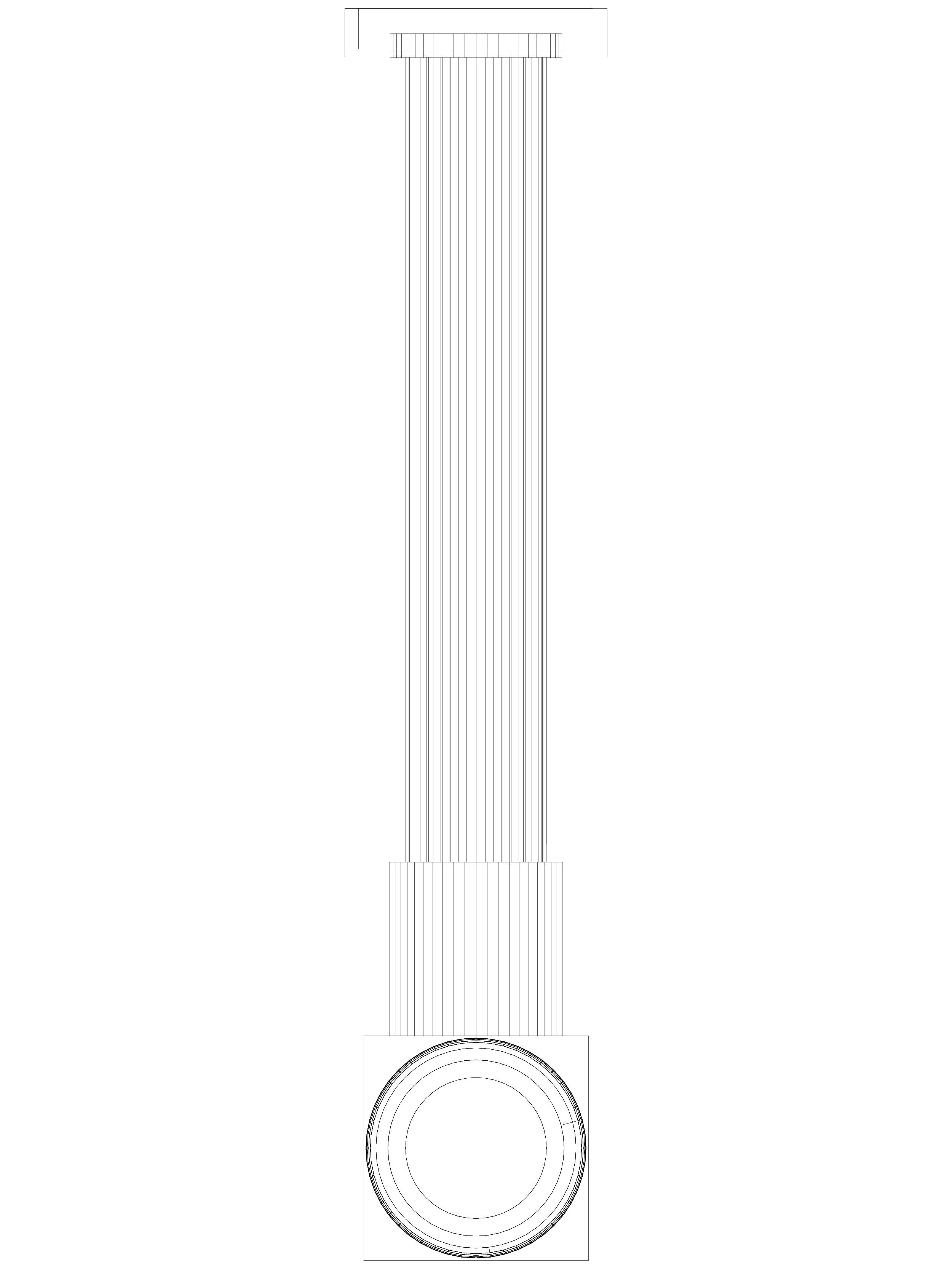 Pagina 1 - CAD-DWG Sifon design SCHELL QUAD 01 505 06 99 SCHELL Detaliu de produs Sifon Quad