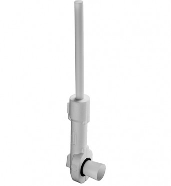 Prezentare produs Robinete cu senzor electronic cu montare in perete pentru spalare WC - accesorii SCHELL - Poza 2