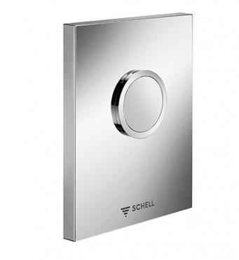 Prezentare produs Robinete cu actionare mecanica cu montare in perete pentru spalare WC SCHELL - Poza 1