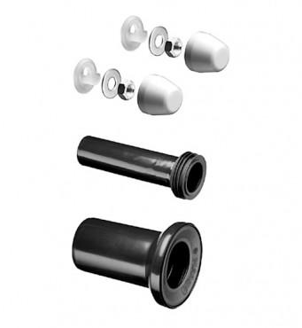 Prezentare produs Robinete cu actionare mecanica cu montare in perete pentru spalare WC SCHELL - Poza 4