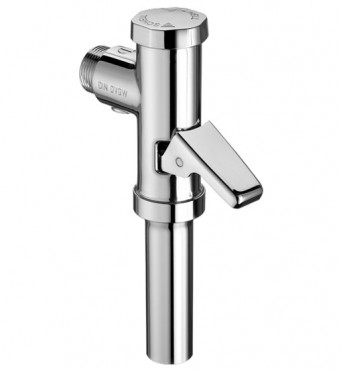 Prezentare produs Robinete cu montare aparenta pentru spalare WC SCHELL - Poza 5