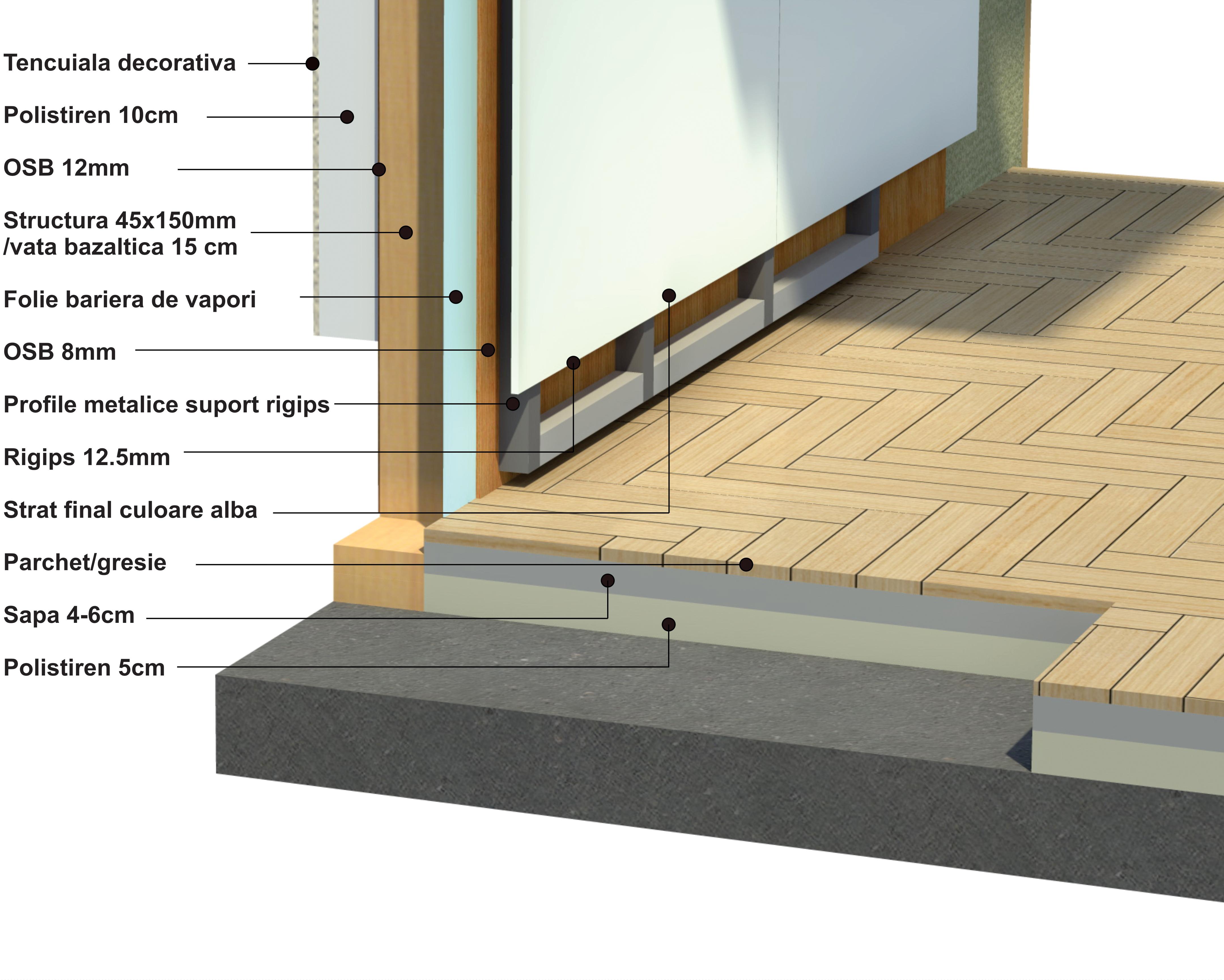Structuri case din lemn NATURAL LIVING - Poza 1