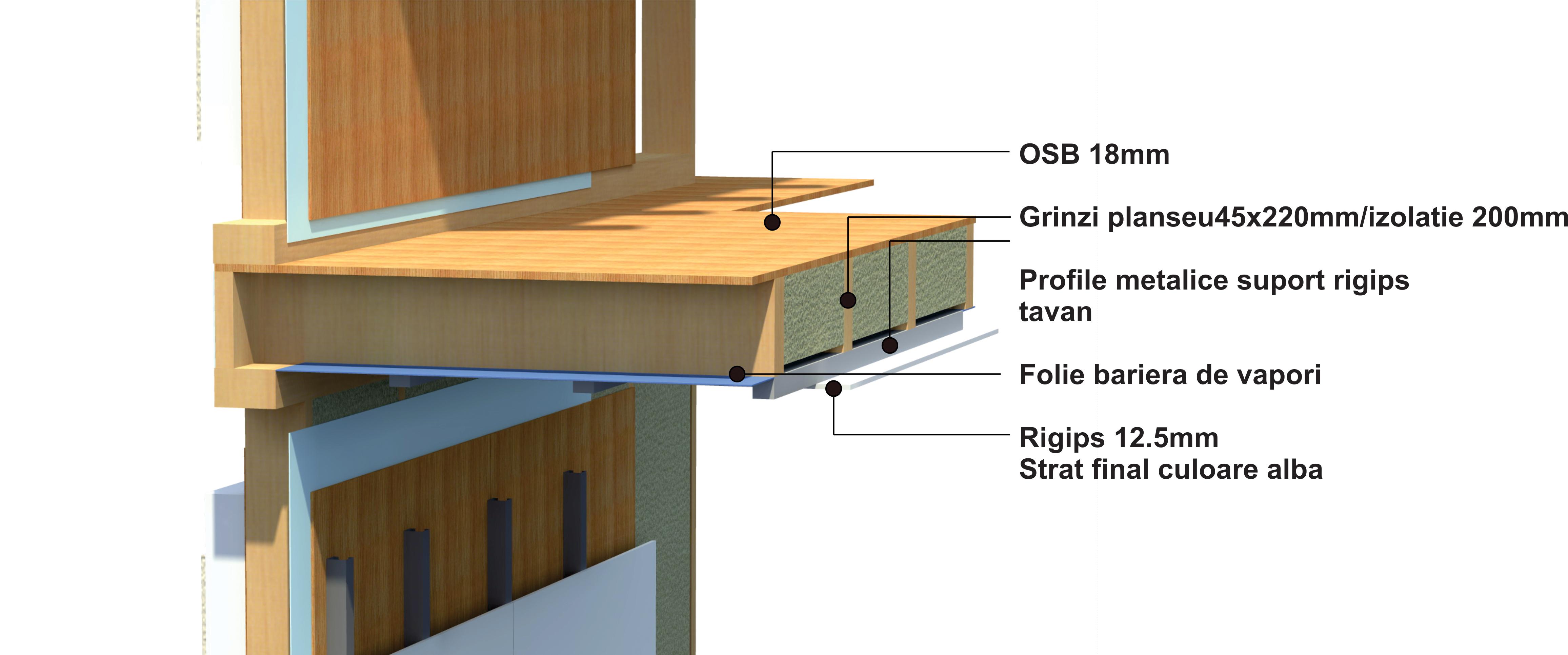 Structuri case din lemn NATURAL LIVING - Poza 3