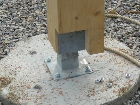 Fazele constructive ale unei case din lemn la cheie NATURAL LIVING - Poza 34