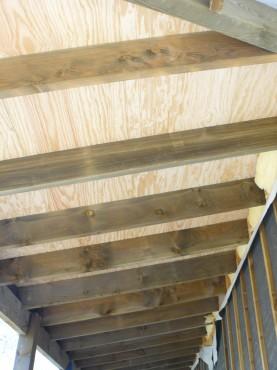 Fazele constructive ale unei case din lemn la cheie NATURAL LIVING - Poza 65