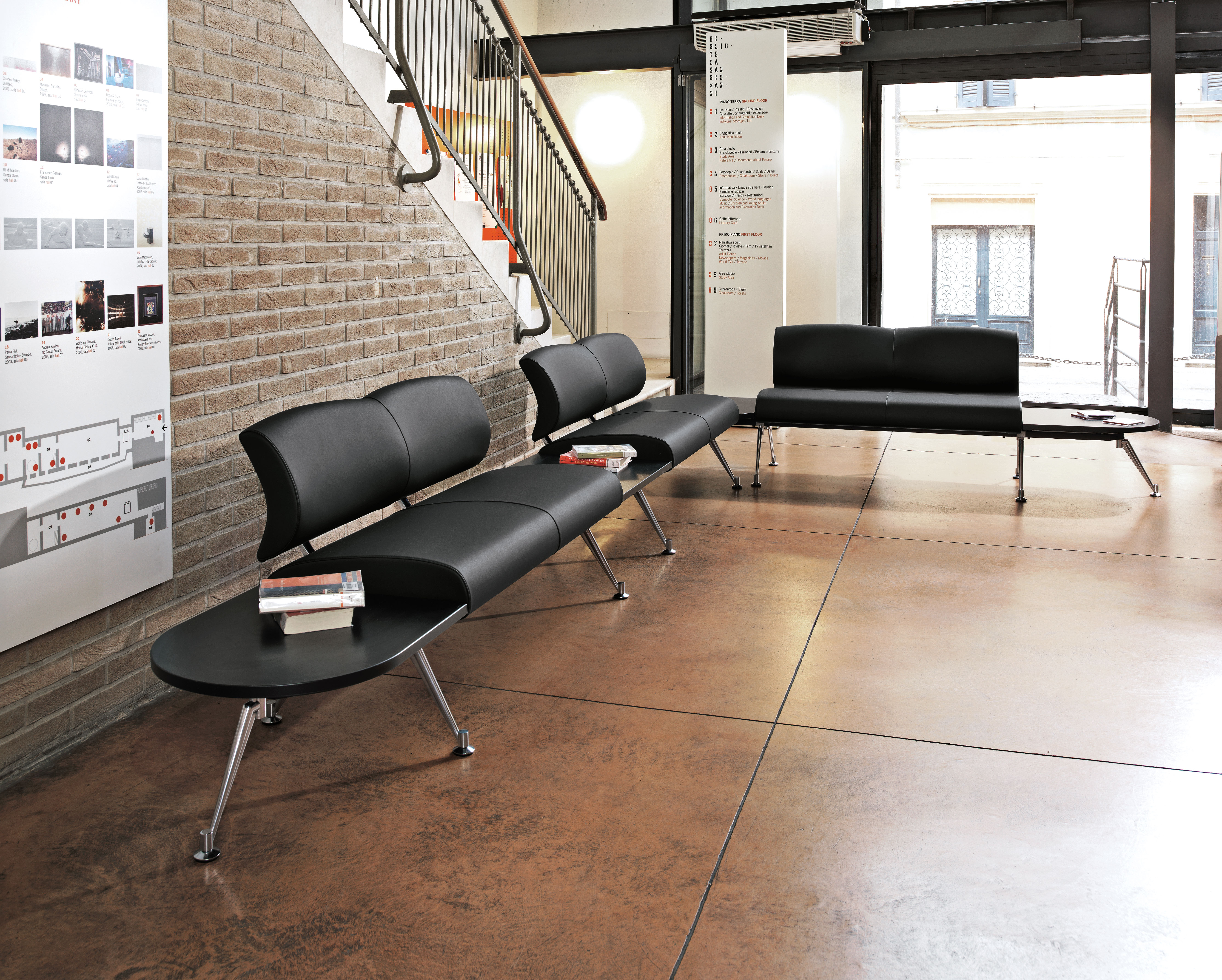 Canapele pentru zone de asteptare SENSIO - Poza 59