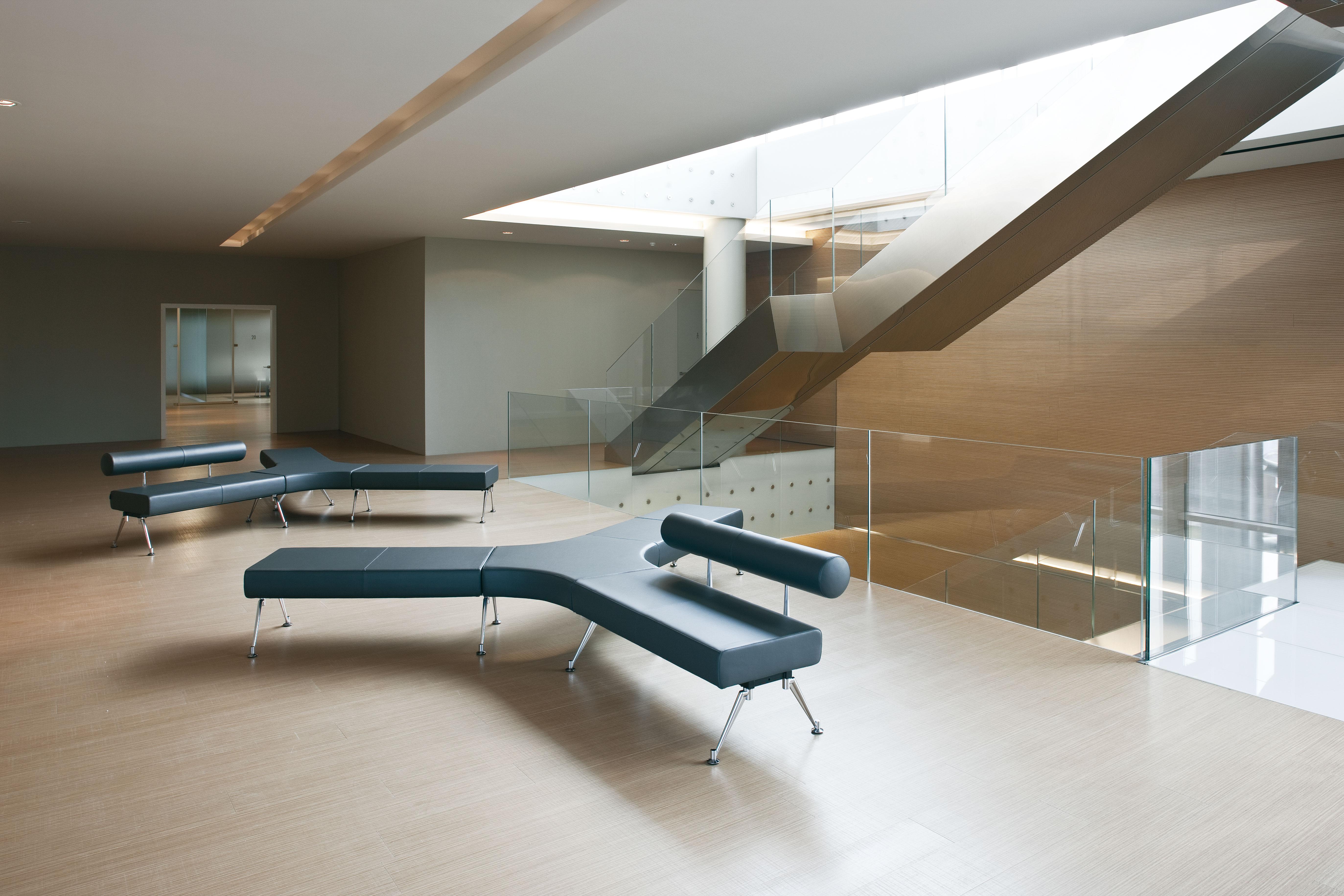 Canapele pentru zone de asteptare SENSIO - Poza 64