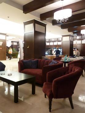 Lucrari de referinta Mobilier holuri, asteptare - Hotel international Sinaia SENSIO - Poza 104