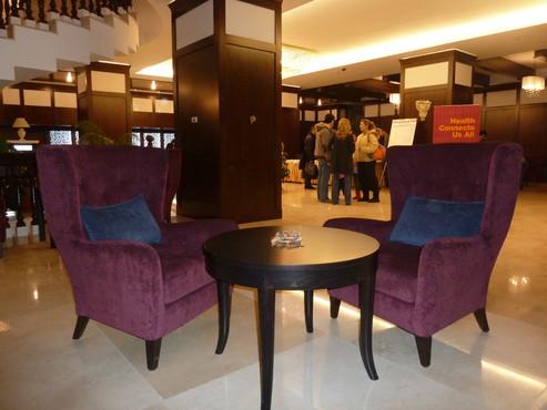 Lucrari de referinta Mobilier holuri, asteptare - Hotel international Sinaia SENSIO - Poza 105