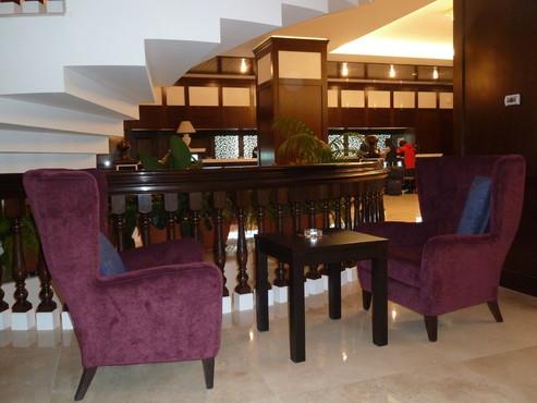Lucrari de referinta Mobilier holuri, asteptare - Hotel international Sinaia SENSIO - Poza 106