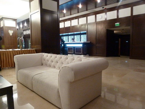 Lucrari de referinta Mobilier holuri, asteptare - Hotel international Sinaia SENSIO - Poza 107