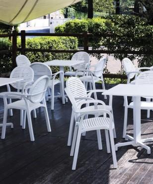 Prezentare produs Mese, scaune exterior SENSIO - Poza 6