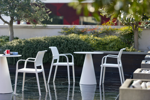 Prezentare produs Mese, scaune exterior SENSIO - Poza 7