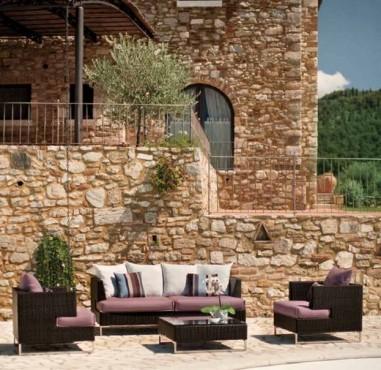 Prezentare produs Mese, scaune exterior SENSIO - Poza 9