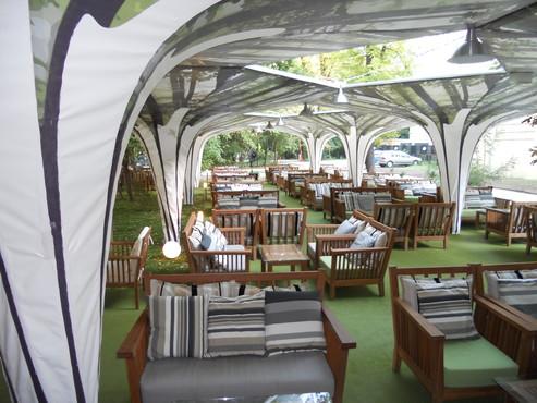 Lucrari, proiecte Mese, scaune exterior - Terasa Antipa SENSIO - Poza 1