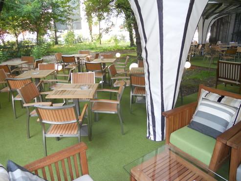 Lucrari, proiecte Mese, scaune exterior - Terasa Antipa SENSIO - Poza 4