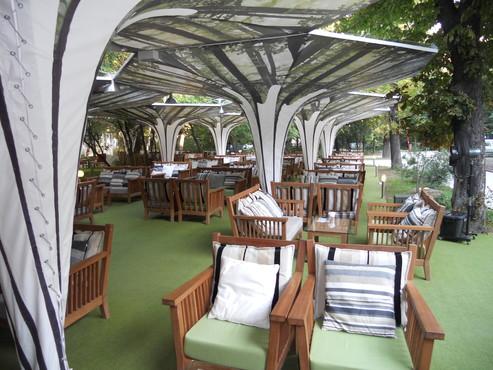Lucrari, proiecte Mese, scaune exterior - Terasa Antipa SENSIO - Poza 6