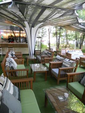 Lucrari, proiecte Mese, scaune exterior - Terasa Antipa SENSIO - Poza 7