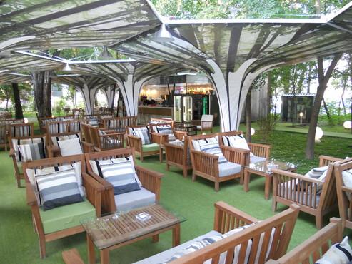 Lucrari, proiecte Mese, scaune exterior - Terasa Antipa SENSIO - Poza 8