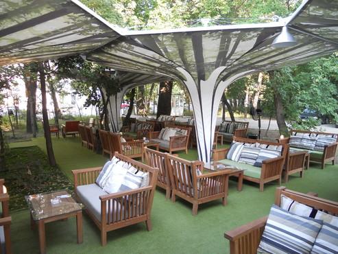 Lucrari, proiecte Mese, scaune exterior - Terasa Antipa SENSIO - Poza 9