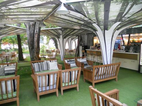 Lucrari, proiecte Mese, scaune exterior - Terasa Antipa SENSIO - Poza 10