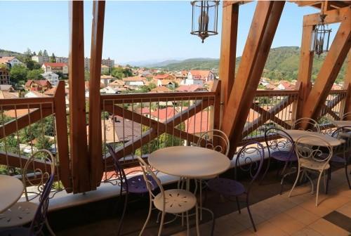 Lucrari, proiecte Restaurant Simfonia - Ramnicu Valcea SENSIO - Poza 1