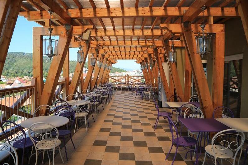 Restaurant Simfonia - Ramnicu Valcea SENSIO - Poza 3