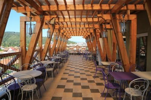 Lucrari, proiecte Restaurant Simfonia - Ramnicu Valcea SENSIO - Poza 3