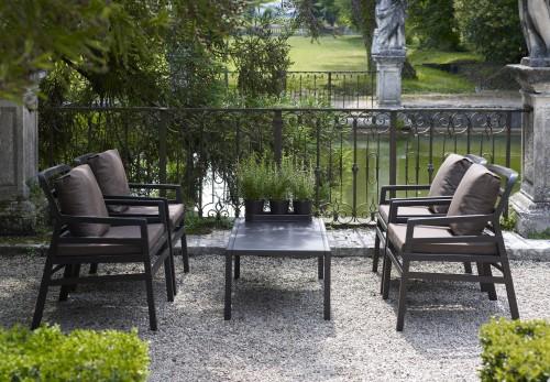 Prezentare produs Mese, scaune exterior SENSIO - Poza 21