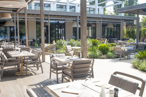 Lucrari, proiecte Mese, scaune exterior - Restaurant AGO Herastrau SENSIO - Poza 1