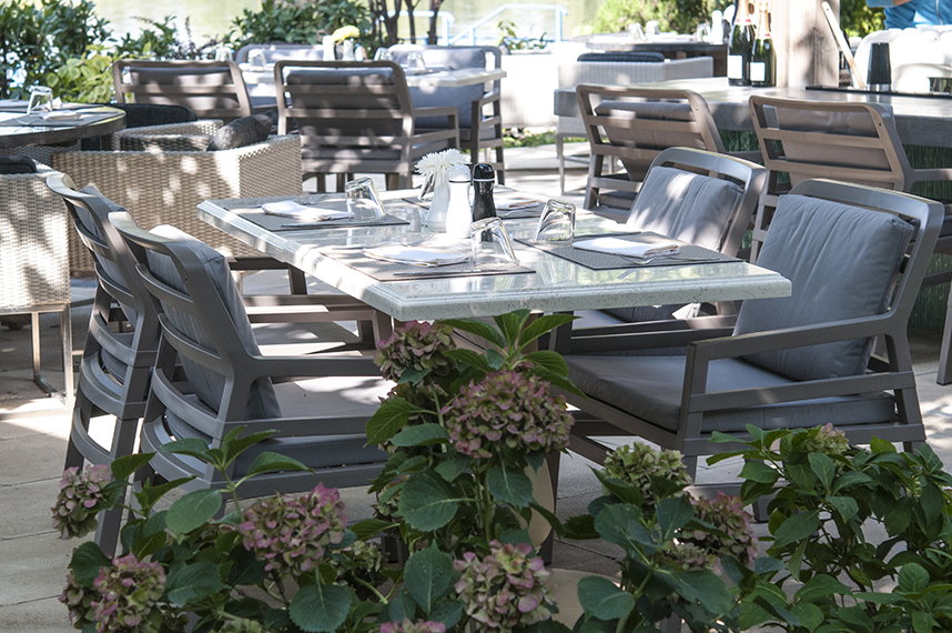 Mese, scaune exterior - Restaurant AGO Herastrau SENSIO - Poza 3