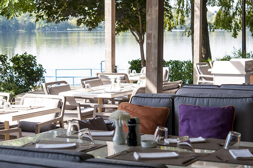Mese, scaune exterior - Restaurant AGO Herastrau SENSIO - Poza 4