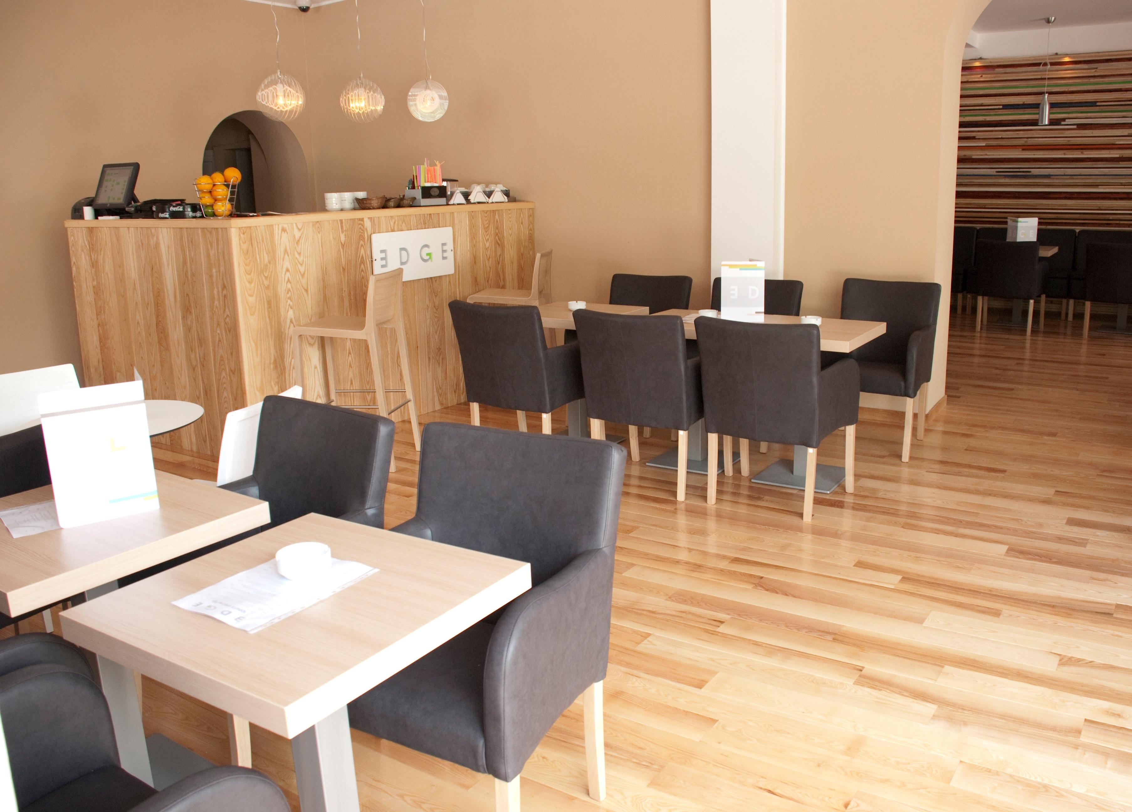 Amenajare restaurant Edge  SENSIO - Poza 2
