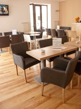 Lucrari, proiecte Amenajare restaurant Edge  SENSIO - Poza 3