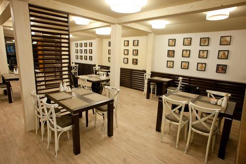 Lucrari, proiecte Amenajare restaurant Daimon - Bucuresti SENSIO - Poza 1