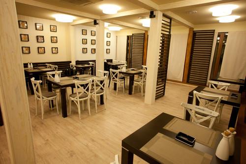 Lucrari, proiecte Amenajare restaurant Daimon - Bucuresti SENSIO - Poza 2